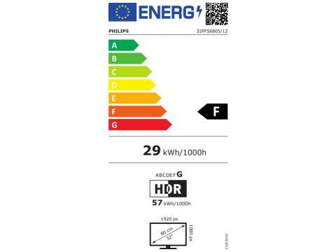 PHILIPS 32PFS6805/12  FHD LED TV #4