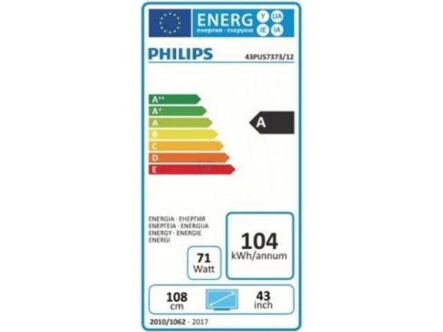 PHILIPS 43PUS7373/12  4K UHD TV #5