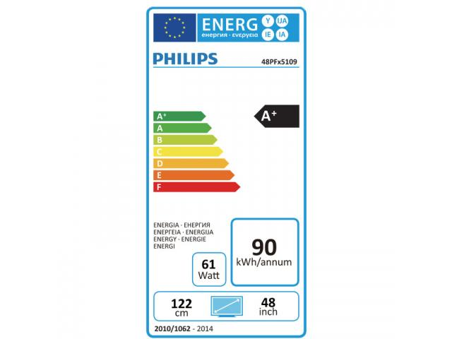 PHILIPS 48PFK5109 LED TV #5