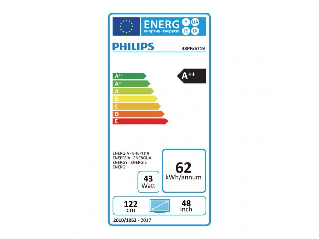 PHILIPS 48PFK6719/12 3D LED TV #5