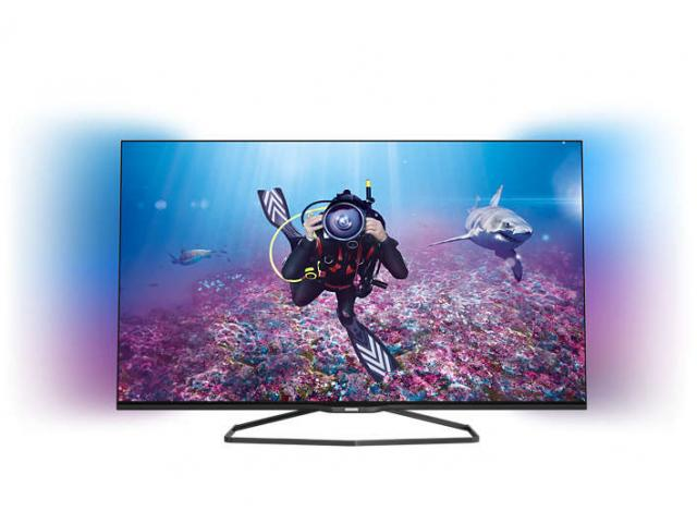 PHILIPS 3D TV 55PFK7179/12 ambilight LED TV #3