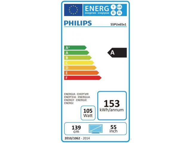 PHILIPS 55PUS6501/12  4K UHD TV #5
