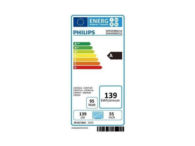PHILIPS 55PUS7805/12  4K UHD TV #5