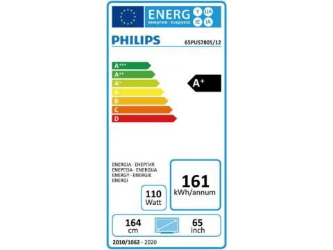 PHILIPS 65PUS7805/12  4K UHD TV * #5