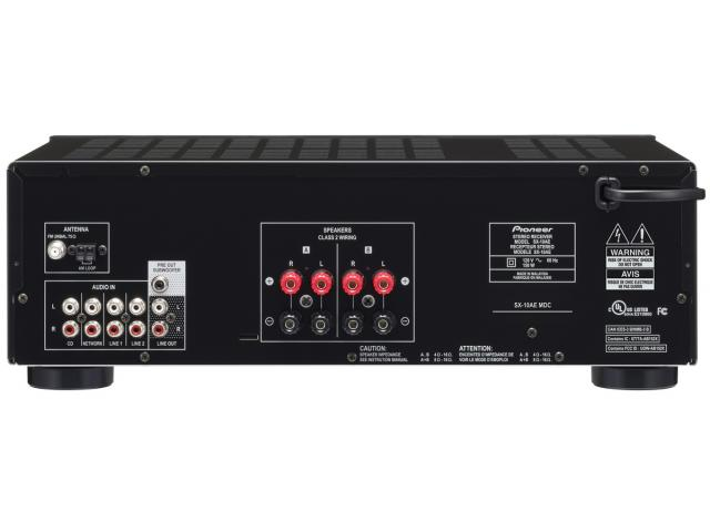 PIONEER SX-10AE stereo receiver #2