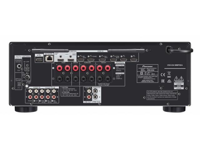 PIONEER VSX-934 AV  sprejemnik #3
