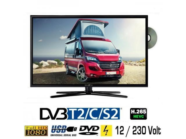 REFLEXION LDDW22 LED TV+DVD 12/230V