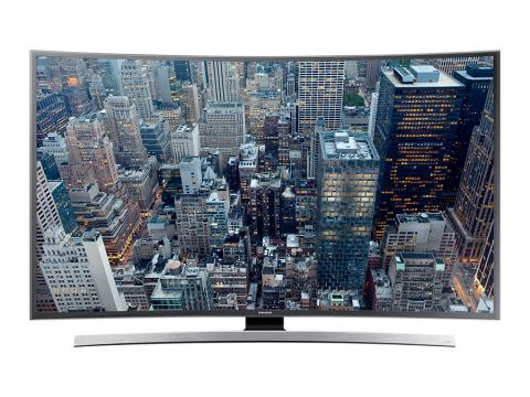 SAMSUNG 4K UHD UE48JU6750  SMART LED TV