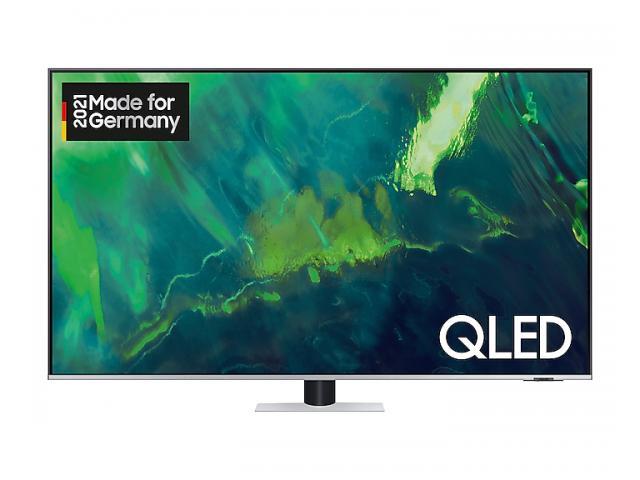 SAMSUNG QLED TV GQ55Q72A #2