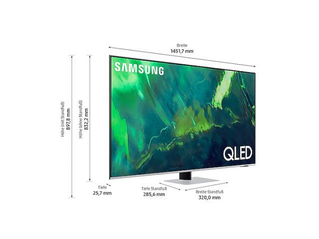 SAMSUNG QLED TV GQ55Q72A