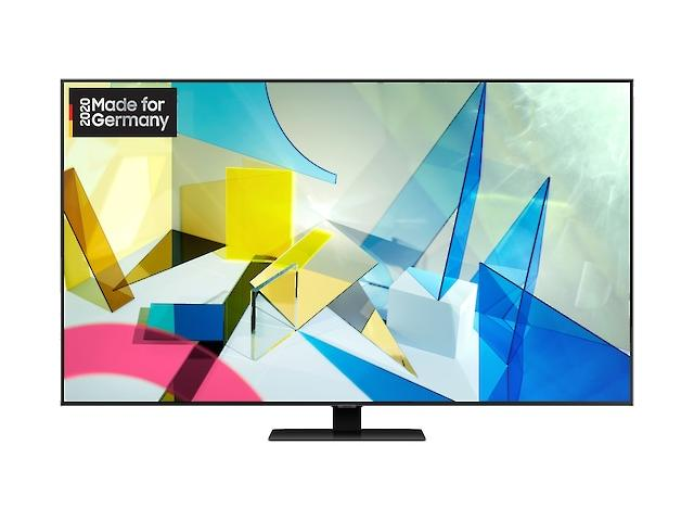 SAMSUNG QLED TV GQ55Q80T