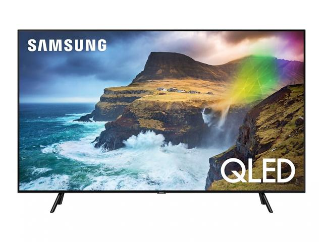 SAMSUNG QLED TV GQ65Q70R
