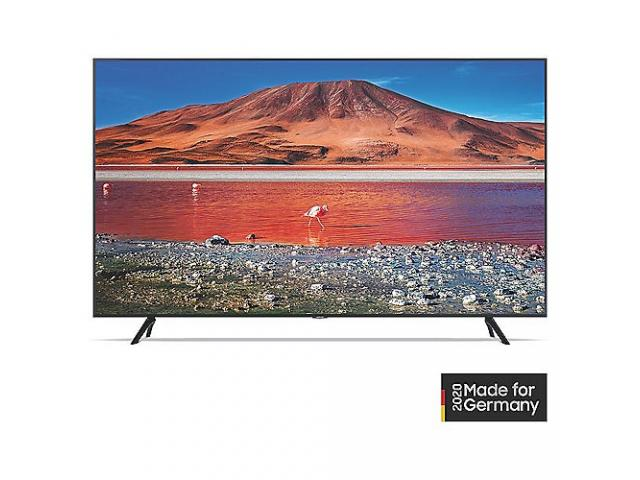 SAMSUNG UHD TV GU43TU7079