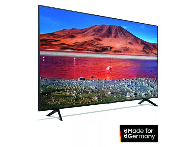 SAMSUNG UHD TV GU50TU7079