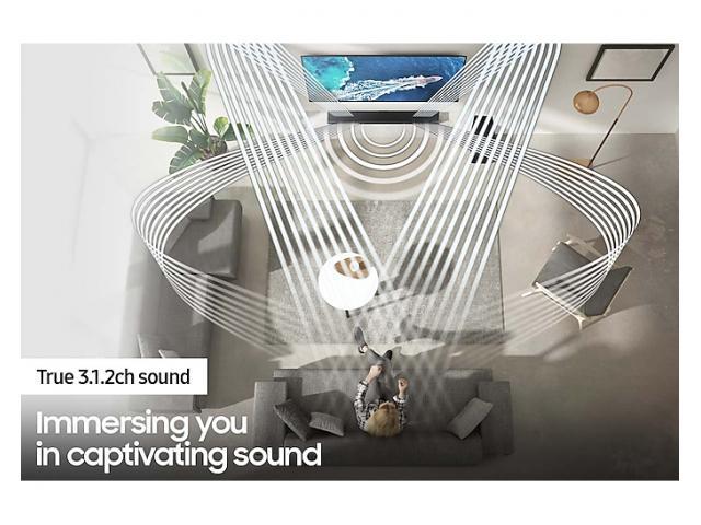 SAMSUNG  HW-Q700A SoundBar #5