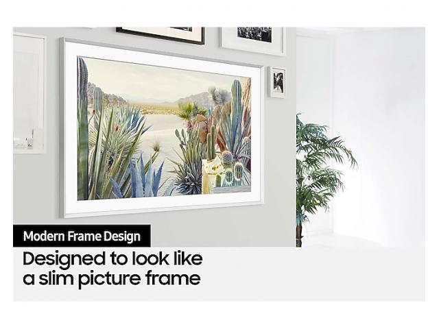 SAMSUNG QE43LS03A QLED TV The Frame Art Mode #2