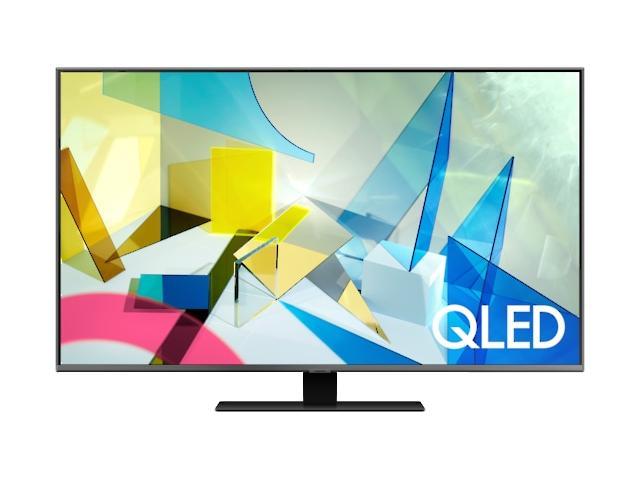 SAMSUNG QLED TV QE50Q80T