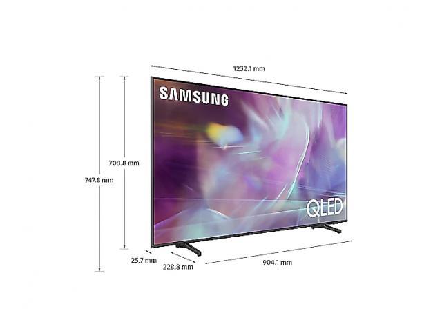 SAMSUNG QLED TV QE55Q60A
