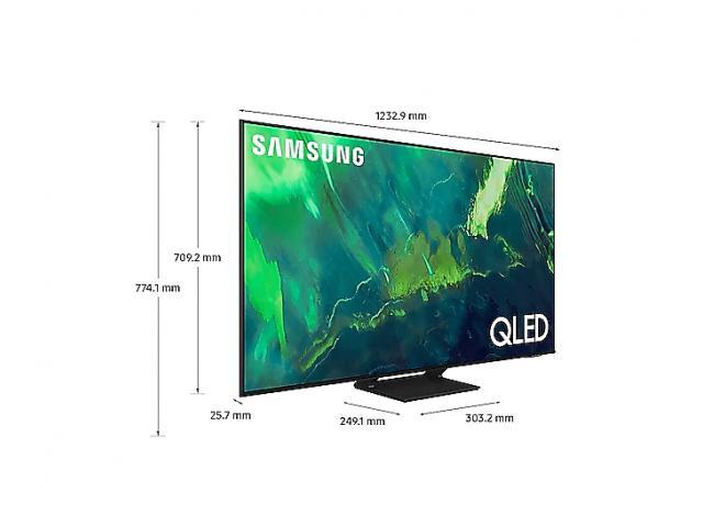 SAMSUNG QLED TV QE55Q70A