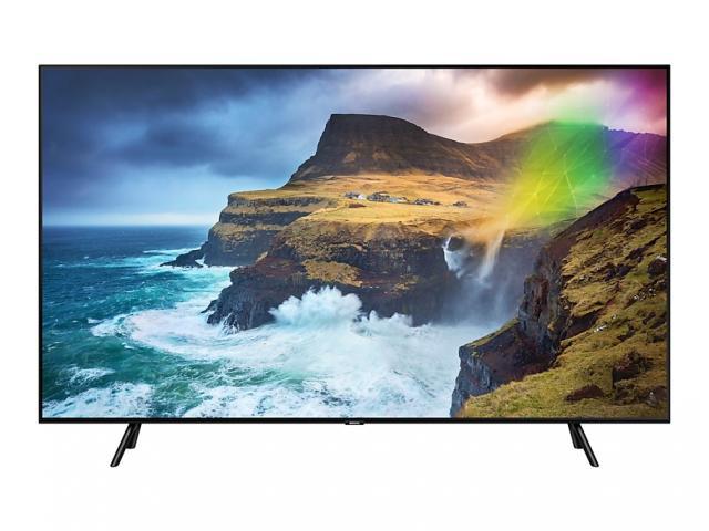 SAMSUNG QLED TV QE55Q70R