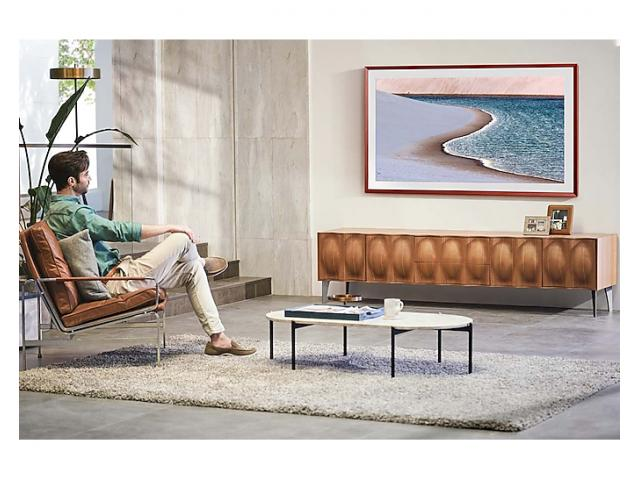 SAMSUNG QE65LS03A QLED TV The Frame Art Mode #2