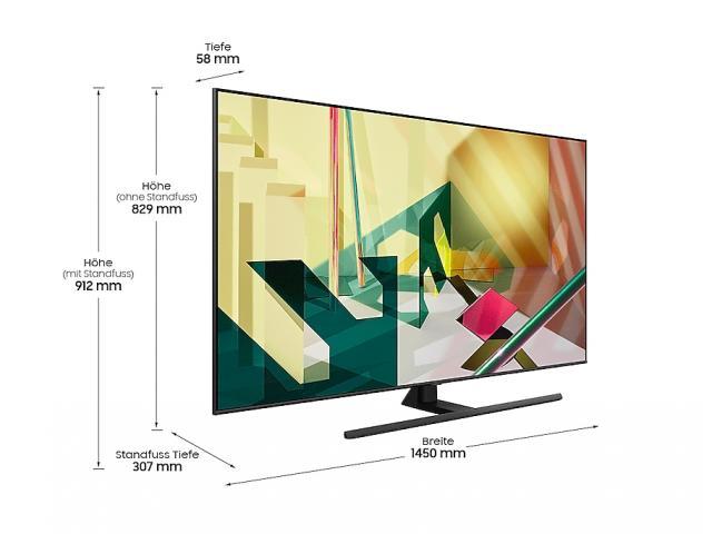SAMSUNG QLED TV QE65Q70T