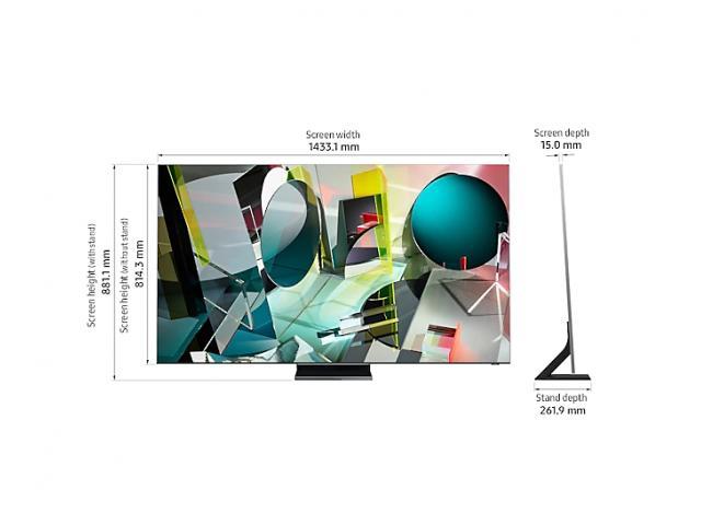 SAMSUNG QE65Q800T QLED 8K TV #2