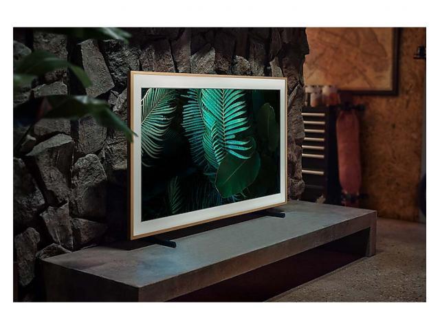 SAMSUNG QE75LS03A QLED TV The Frame Art Mode #3