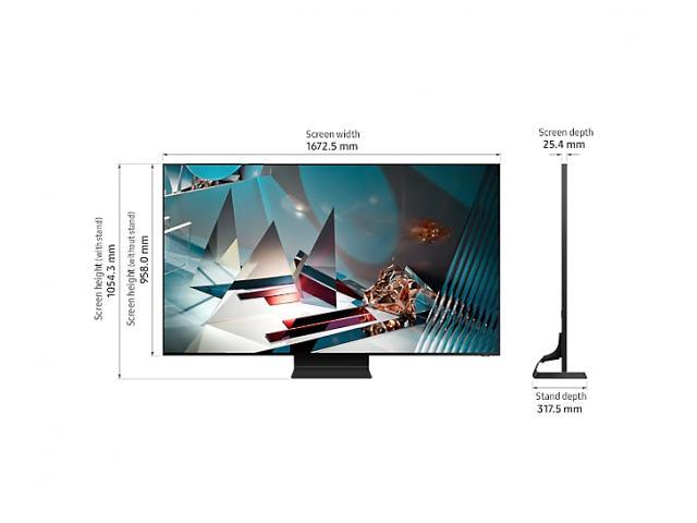 SAMSUNG QE75Q800T QLED 8K TV #2