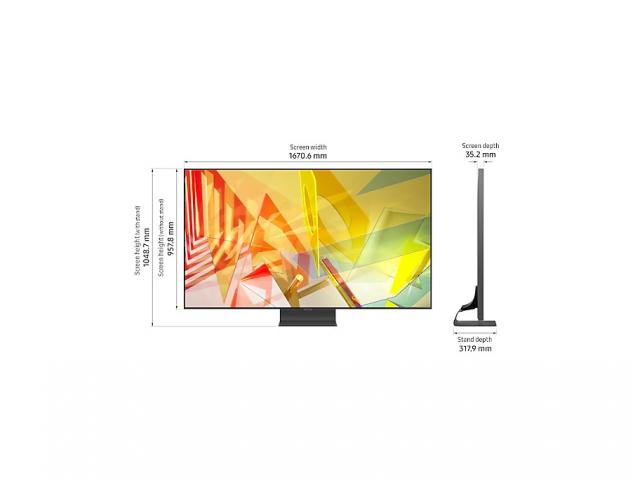 SAMSUNG QLED TV QE75Q95T