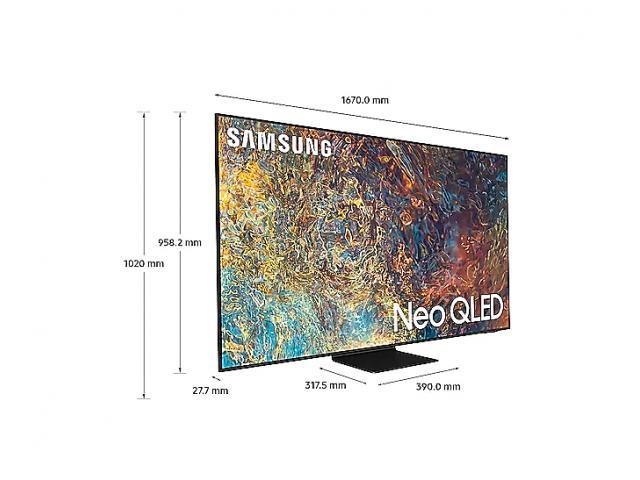 SAMSUNG NEO QLED TV QE75QN90A