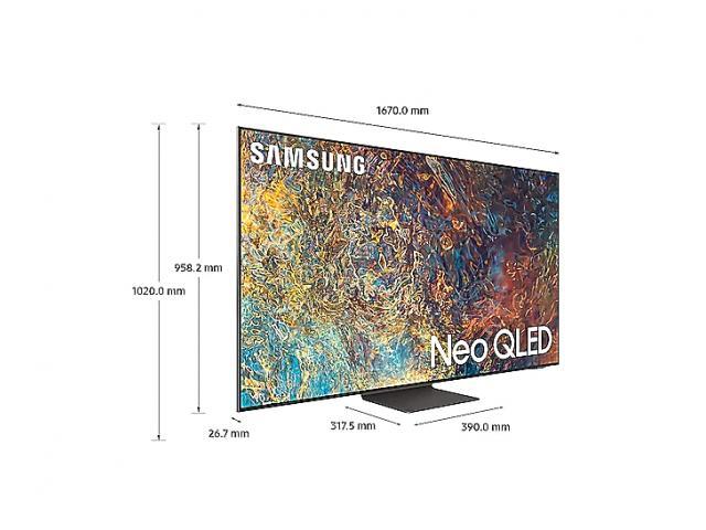 SAMSUNG NEO QLED TV QE75QN95A