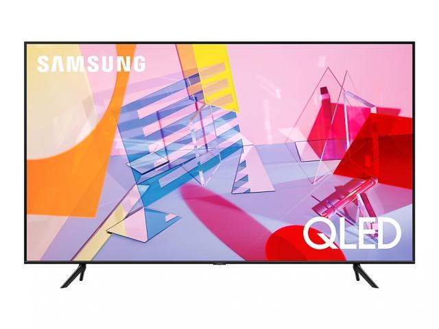 SAMSUNG QLED TV QE85Q60T #2