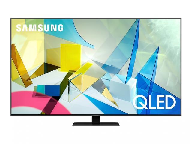SAMSUNG QLED TV QE85Q80T +