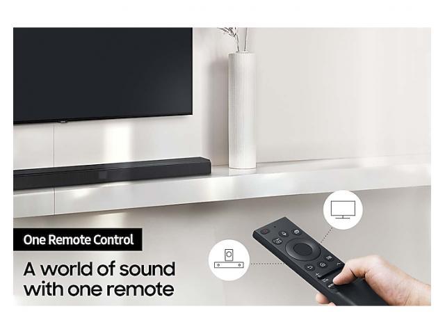 SAMSUNG HW-A550 SoundBar #5