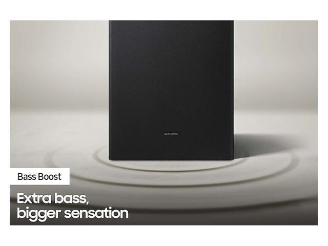 SAMSUNG HW-A550 SoundBar #4