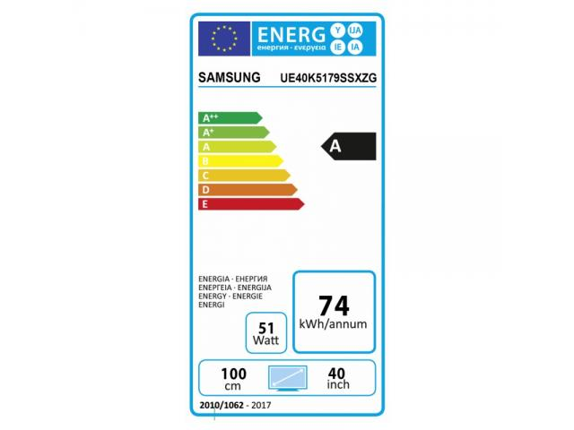SAMSUNG UE40K5179 LED TV #5