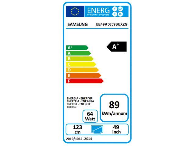 SAMSUNG UE49K5659 FULL HD SMART TV V SREBRNI BARVI #5