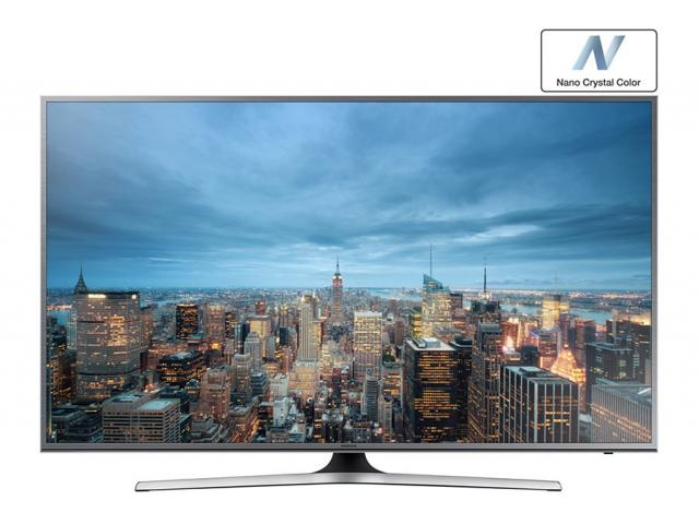 SAMSUNG UE55JU6850 ULTRA HD SMART TV
