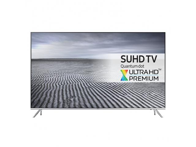SAMSUNG 4K SUHD UE55KS7090 3D SMART LED TV