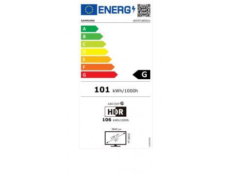 SAMSUNG UHD TV UE55TU8502 #4