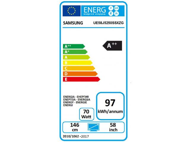 SAMSUNG FULL HD UE58J5250 SMART LED TV #5