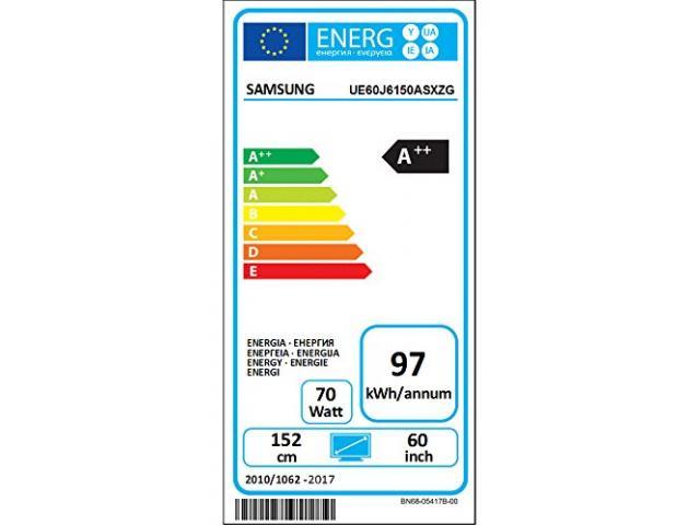 SAMSUNG UE60J6150 LED TV #5