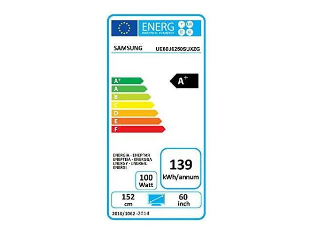 SAMSUNG UE60J6250 LED TV #5