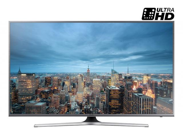 SAMSUNG UE60JU6850 4K ULTRA HD TV