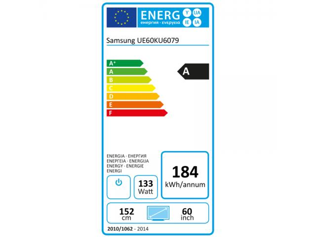 SAMSUNG UE60KU6079 ULTRA HD SMART TV #5