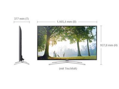 SAMSUNG UE65H6470 3D LED TV #2