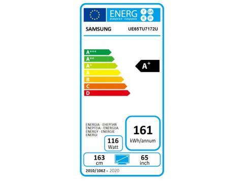 SAMSUNG UHD TV UE65TU7172 * #5