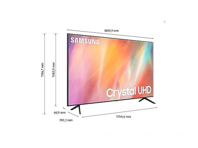 SAMSUNG UHD TV UE85AU7172