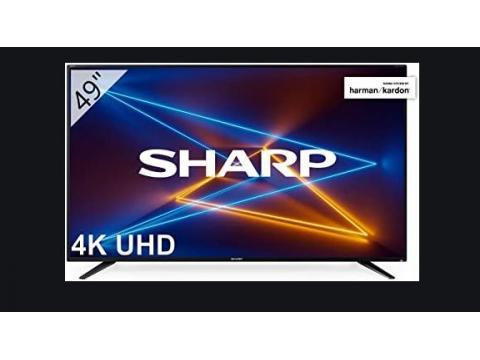 SHARP 49BJ1E ULTRA HD TV